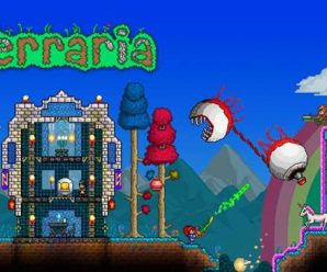Hack Terraria on craft and health