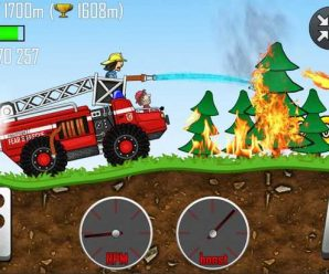 Hack Hill Climb Racing for money and gasoline