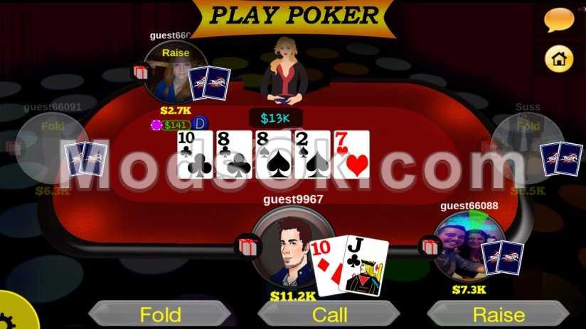 игра в покер на деньги для андроид