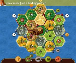 Hack Catan for resources