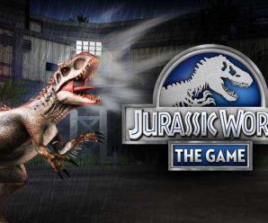 Взлом Jurassic World на деньги