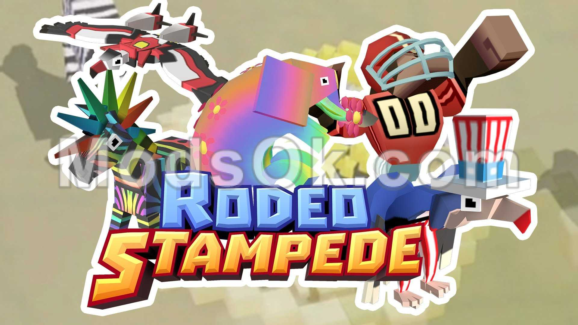 Rodeo Stampede hack for money for Android