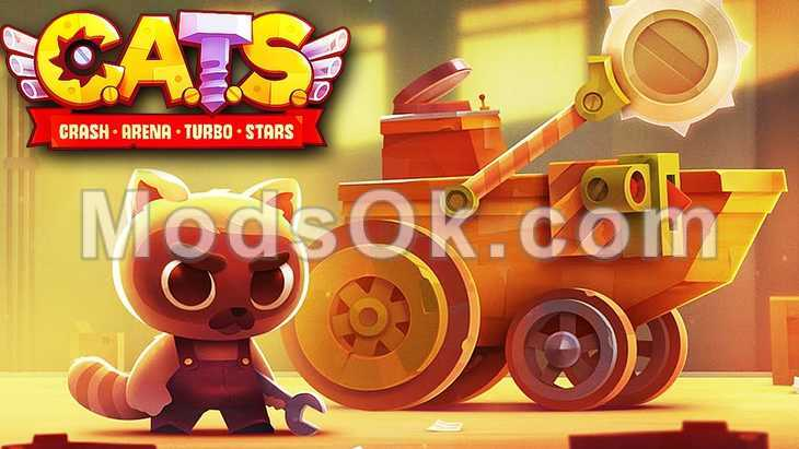 CATS: Crash Arena Turbo Stars hack for life for Android