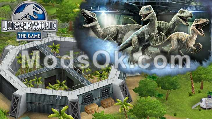 Jurassic World hack for money for Android