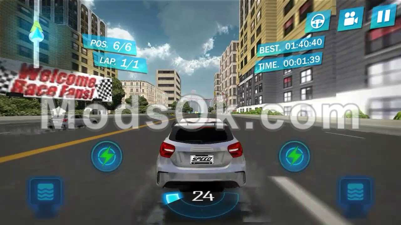 Street Racing 3D hack for money for Android