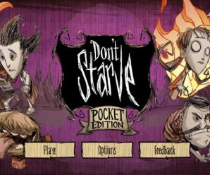 Hack Do not Starve: Pocket Edition for characters