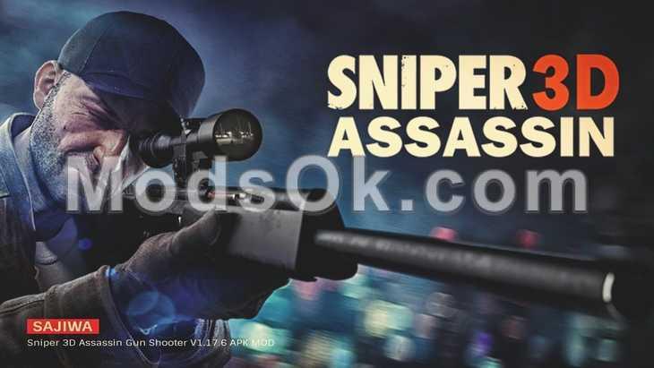 sniper 3d assassin hack game download