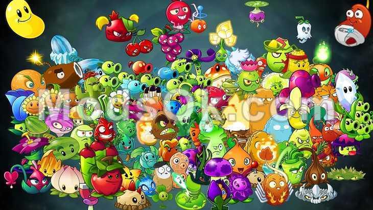 игры для андроид растения против зомби 2 много денег и алмазов
