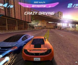 Hack for Asphalt 6: Adrenaline