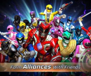 Взлом для Power Rangers: Legacy Wars