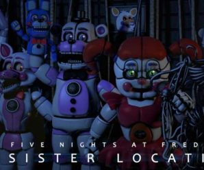 Hack for FNaF Sister Location