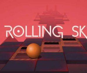 Hack Rolling Sky on balls and keys