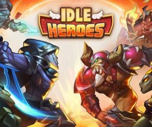 Hack Idle Heroes for money