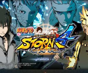 Hack Naruto Ultimate Ninja Storm 4 for Skill