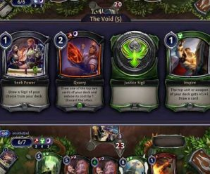 Hack for EterNal Card game