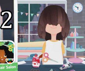 Hack for Toca Hair Salon 3