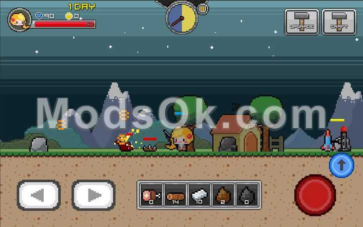 Pixel Survival Game hack for money for Android