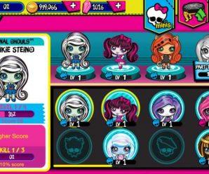 Взлом Monster High на деньги